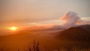 Indonezja - wulkan Bromo